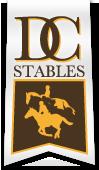 DC-stables - Logo - Ridhus och stallplats i Halmstad